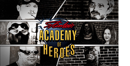 Stan Lee's Academy of Heroes